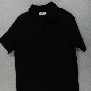 American Giant Cotton S/S Polo Shirt (Mens Large)